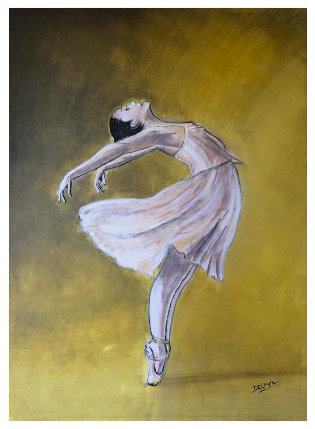 Ballerina OCRES OK sola
